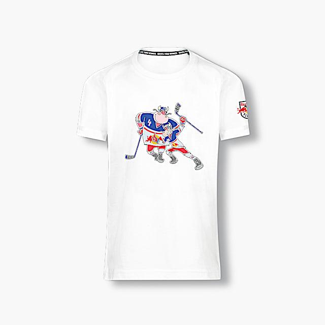 ECM Mascot T-Shirt (ECM17045): Red Bull München ecm-mascot-t-shirt (image/jpeg)