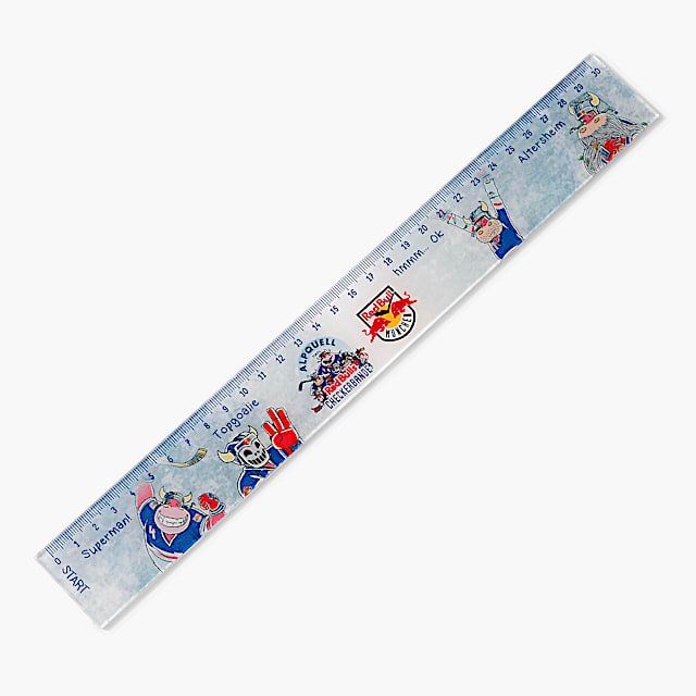 ECM Hockey Bulls Ruler (ECM19004): Red Bull München ecm-hockey-bulls-ruler (image/jpeg)