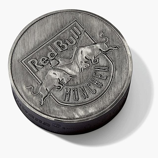 ECM Metal Logo Puck (ECM19048): Red Bull München ecm-metal-logo-puck (image/jpeg)