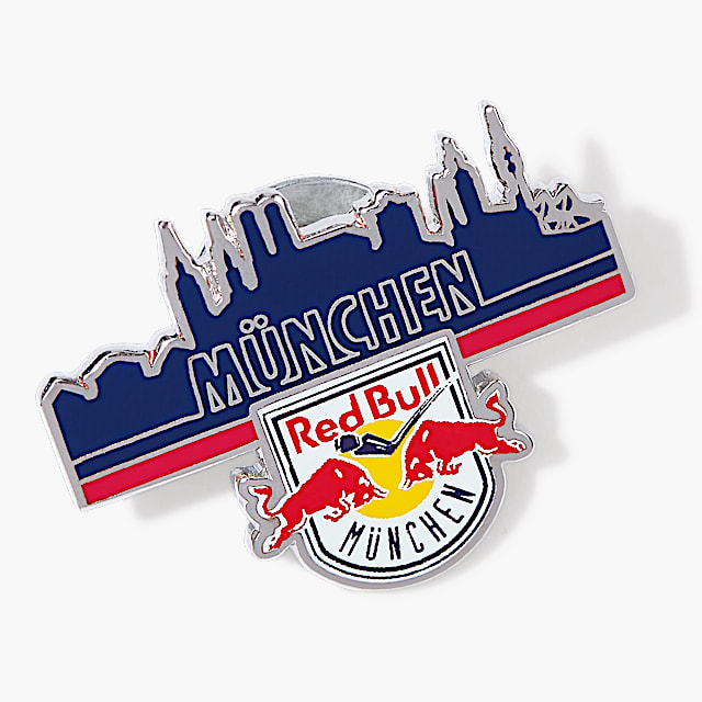 ECM Skyline Pin (ECM19061): Red Bull München ecm-skyline-pin (image/jpeg)