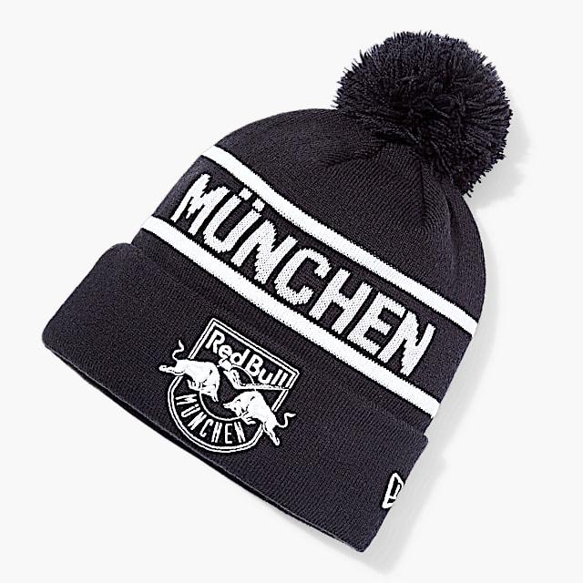 ECM New Era Stripe Bobble Hat (ECM20018): Red Bull München ecm-new-era-stripe-bobble-hat (image/jpeg)