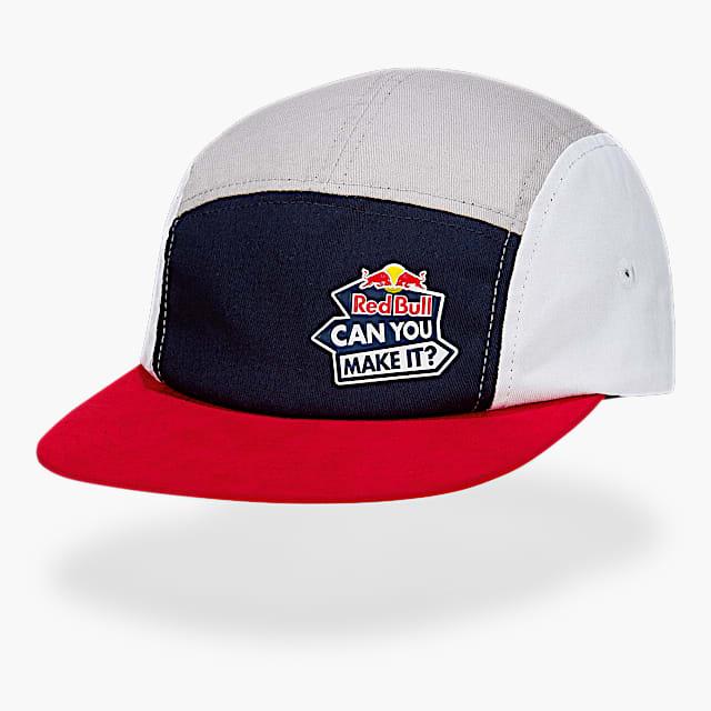 Adventure Plus Flat Cap (GEN20001): Red Bull Can You Make It adventure-plus-flat-cap (image/jpeg)