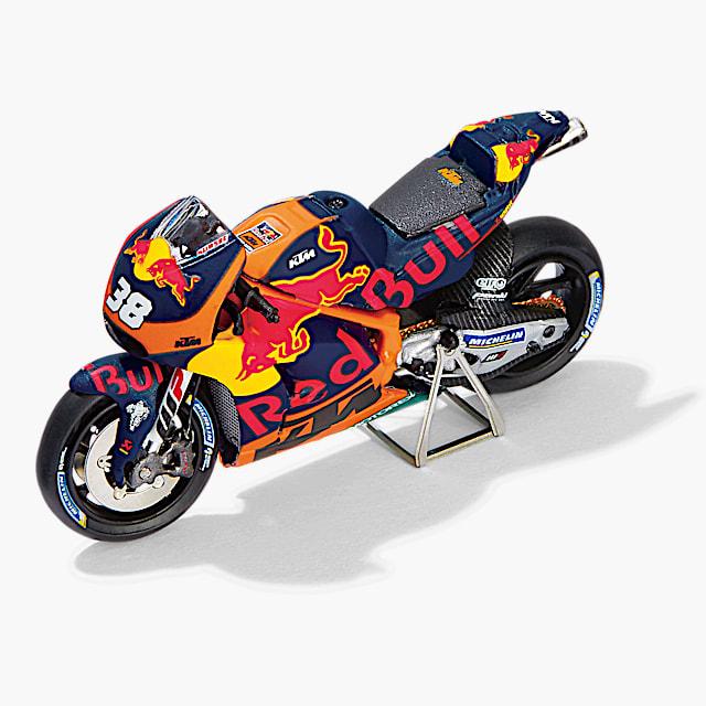 KTM Moto GP 2017 Bradley Smith 1:43 (KTM17008): Red Bull KTM Racing Team ktm-moto-gp-2017-bradley-smith-1-43 (image/jpeg)