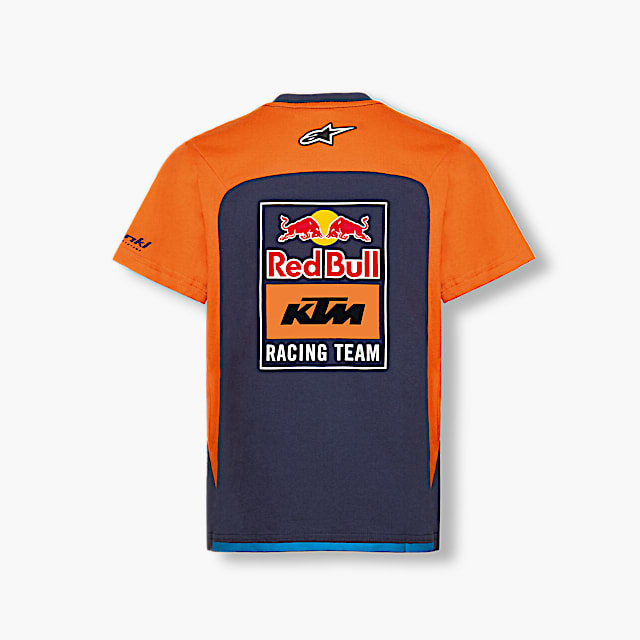 Official Teamline T-Shirt (KTM18003): Red Bull KTM Racing Team official-teamline-t-shirt (image/jpeg)