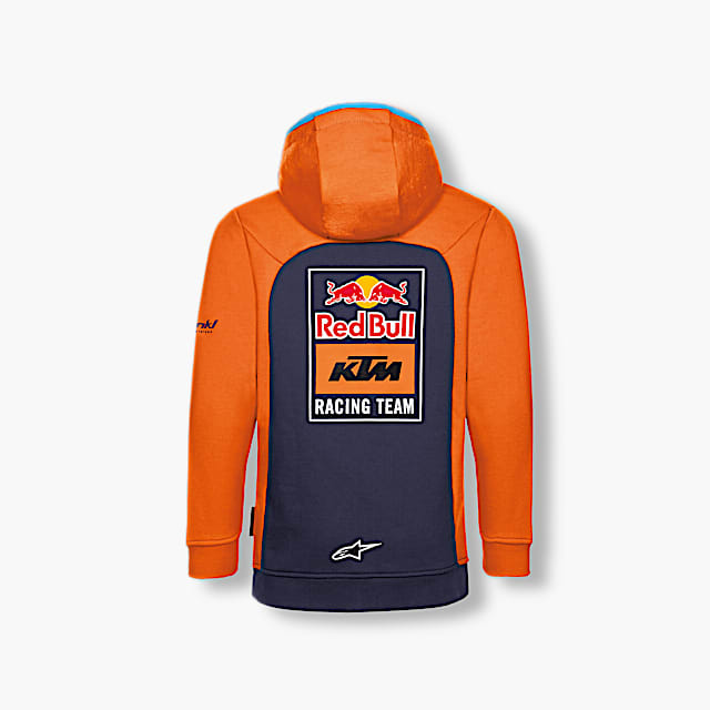 Official Teamline Zip Hoodie (KTM18004): Red Bull KTM Racing Team official-teamline-zip-hoodie (image/jpeg)