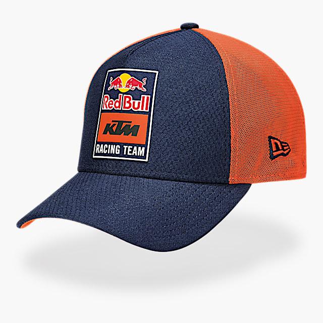 New Era Patch Trucker Cap (KTM20036): Red Bull KTM Racing Team -new-era-patch-trucker-cap (image/jpeg)