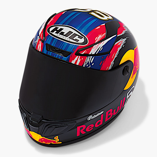 Brad Binder 1:4 Helm (KTM20071): Red Bull KTM Racing Team brad-binder-1-4-helm (image/jpeg)