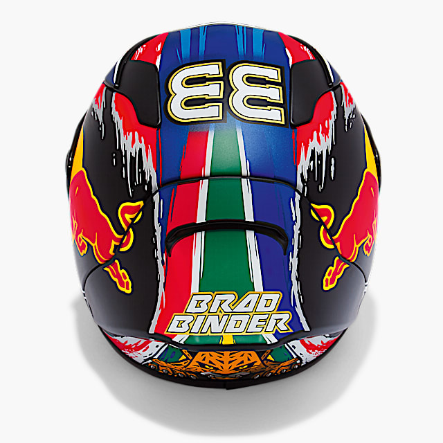 Brad Binder 1:4 Helmet (KTM20071): Red Bull KTM Racing Team brad-binder-1-4-helmet (image/jpeg)