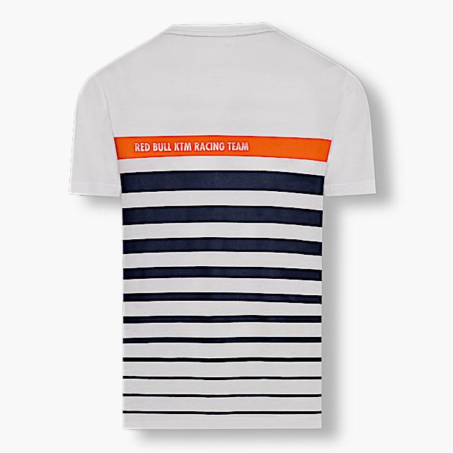 Stripe T-Shirt (KTM21006): Red Bull KTM Racing Team stripe-t-shirt (image/jpeg)