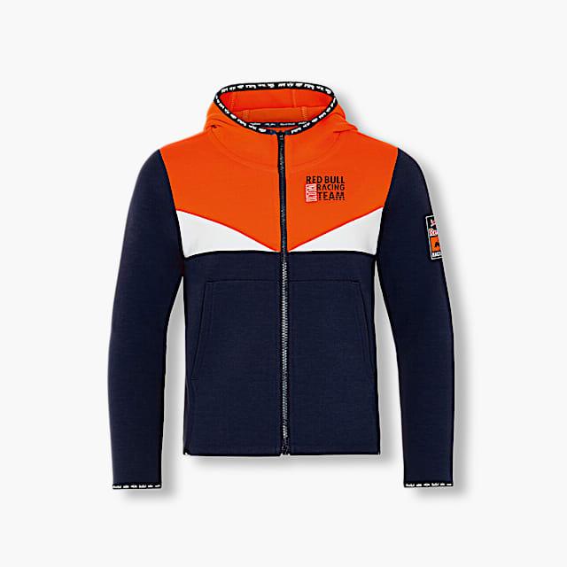 Fletch Zip Hoodie (KTM21016): Red Bull KTM Racing Team fletch-zip-hoodie (image/jpeg)