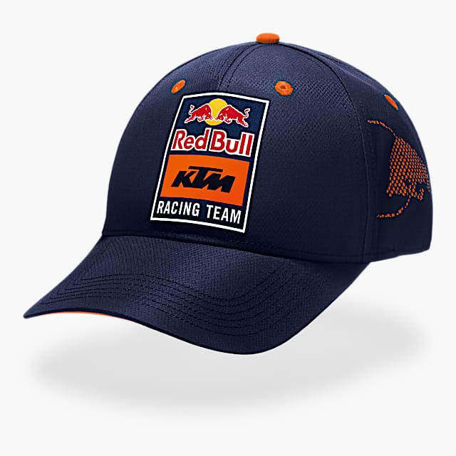 Laser Cut Cap (KTM21041): Red Bull KTM Racing Team laser-cut-cap (image/jpeg)