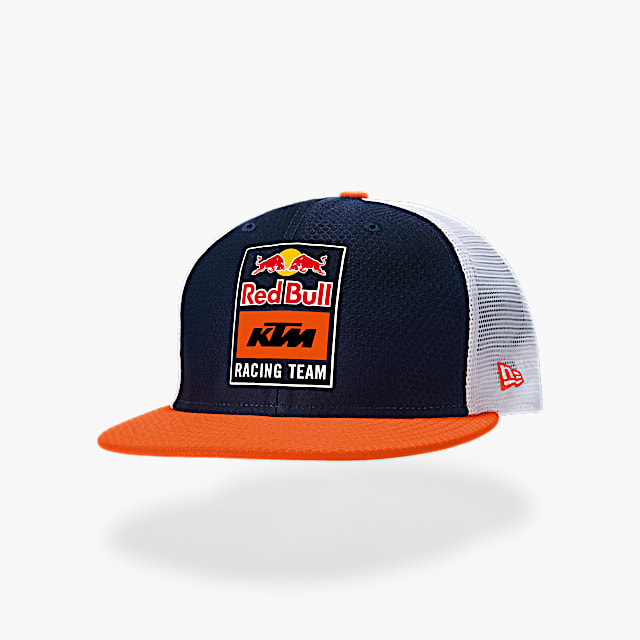 New Era Fletch Trucker Cap (KTM21051): Red Bull KTM Racing Team new-era-fletch-trucker-cap (image/jpeg)