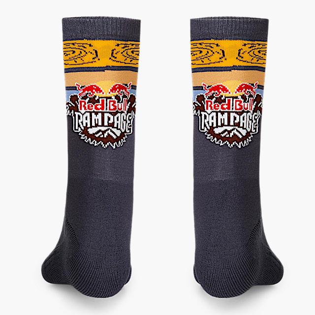 Sunset Ride Socks (RAM20021): Red Bull Rampage sunset-ride-socks (image/jpeg)