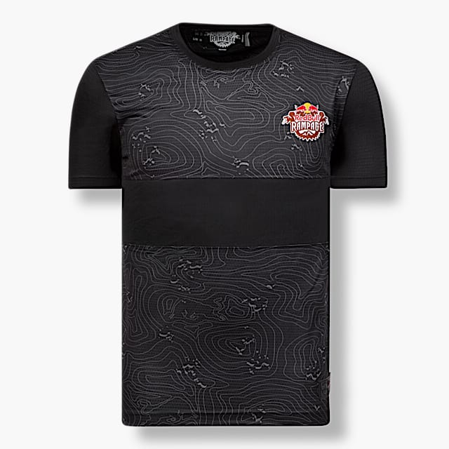 B-Contour Tech T-Shirt (RAM21005): Red Bull Rampage b-contour-tech-t-shirt (image/jpeg)