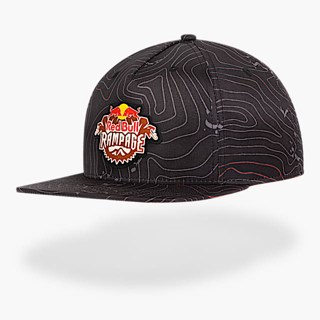 B-Contour Flat Cap (RAM21011): Red Bull Rampage b-contour-flat-cap (image/jpeg)