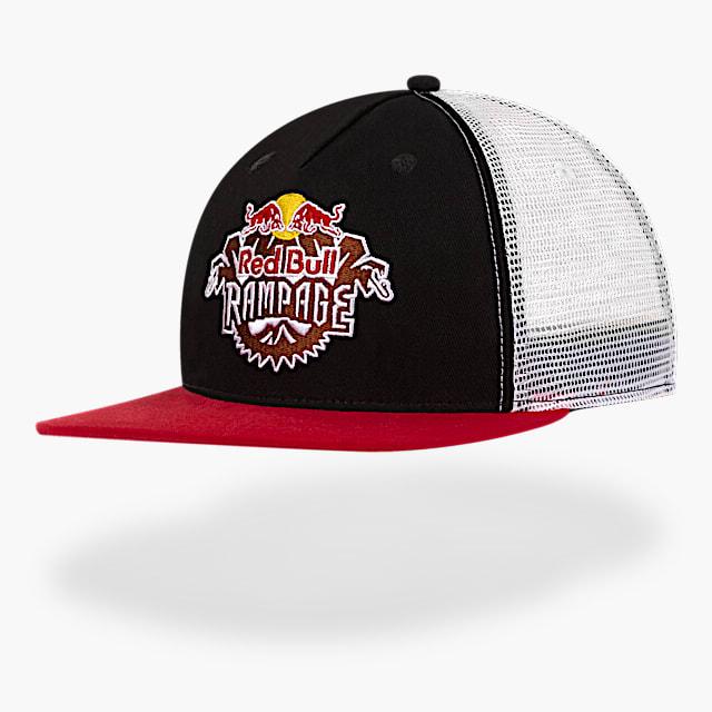 Peak Trucker Cap (RAM21012): Red Bull Rampage peak-trucker-cap (image/jpeg)