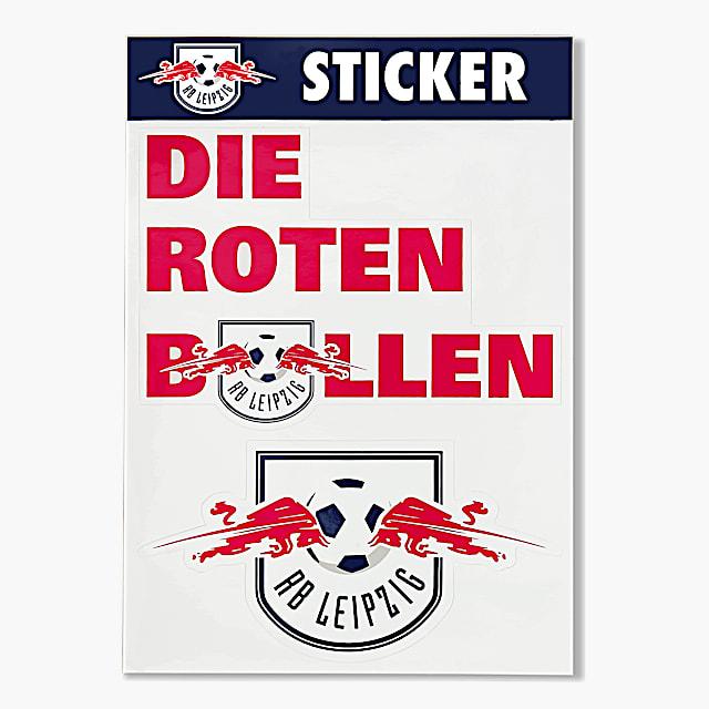 RBL Mix Sticker Set (RBL16095): RB Leipzig rbl-mix-sticker-set (image/jpeg)