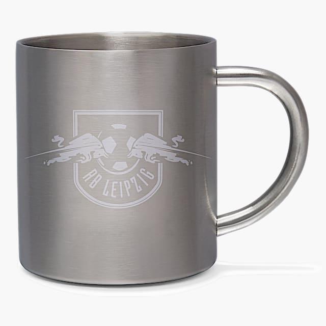 RBL Steel Mug (RBL19278): RB Leipzig rbl-steel-mug (image/jpeg)