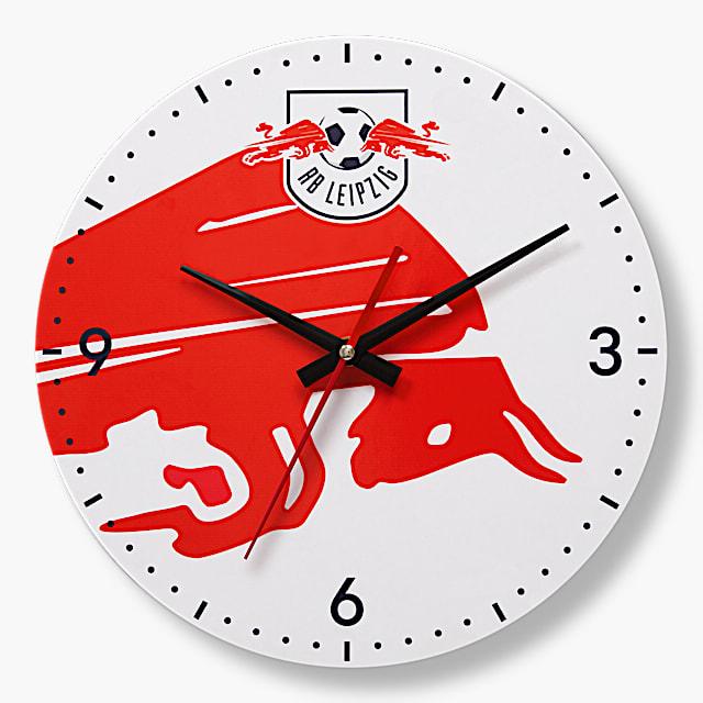 RBL Bull Clock (RBL21108): RB Leipzig rbl-bull-clock (image/jpeg)