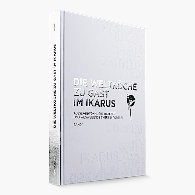 Ikarus Kochbuch Band 1 (RBM14008): Hangar-7 ikarus-kochbuch-band-1 (image/jpeg)
