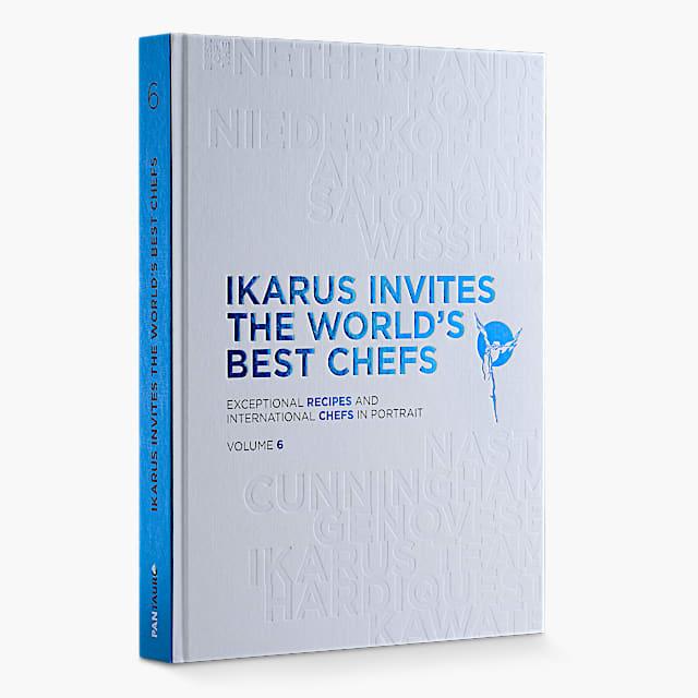 Ikarus Cookbook Vol. 6 (RBM19003): Hangar-7 ikarus-cookbook-vol-6 (image/jpeg)