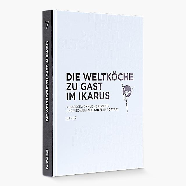 Ikarus Kochbuch Vol. 7  (RBM20005): Hangar-7 ikarus-kochbuch-vol-7 (image/jpeg)