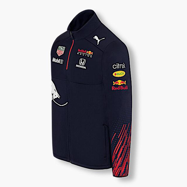 Official Teamline Softshell Jacket (RBR21002): Red Bull Racing official-teamline-softshell-jacket (image/jpeg)