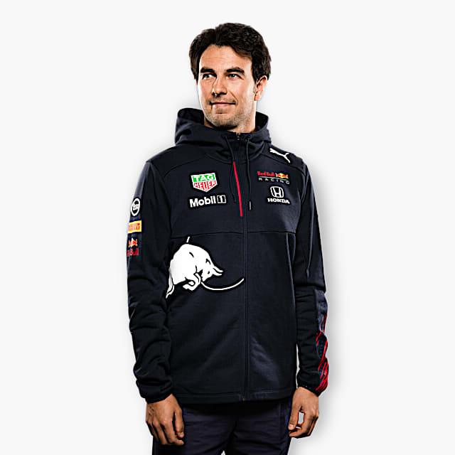 Official Teamline Zip Hoodie (RBR21003): Red Bull Racing official-teamline-zip-hoodie (image/jpeg)