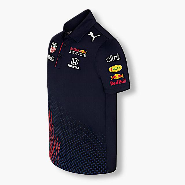 Official Teamline Polo Shirt (RBR21006): Red Bull Racing official-teamline-polo-shirt (image/jpeg)