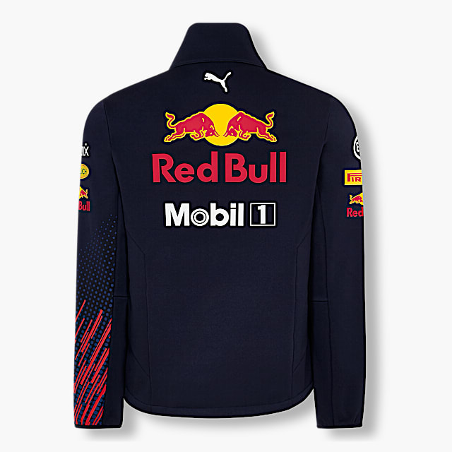 Official Teamline Softshell Jacket (RBR21009): Red Bull Racing official-teamline-softshell-jacket (image/jpeg)