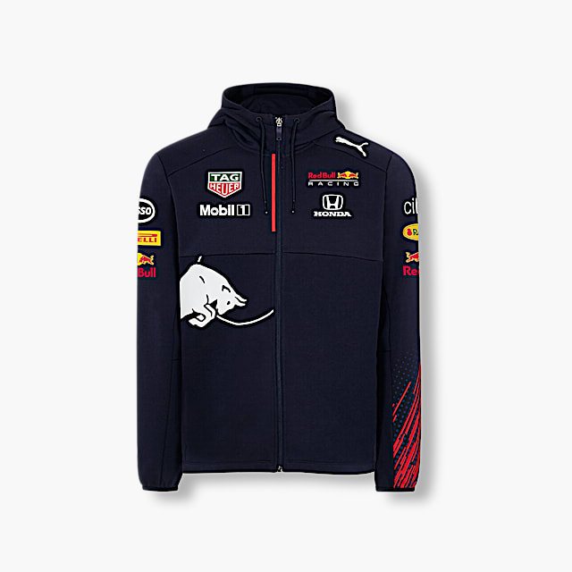 Official Teamline Zip Hoodie (RBR21012): Red Bull Racing official-teamline-zip-hoodie (image/jpeg)