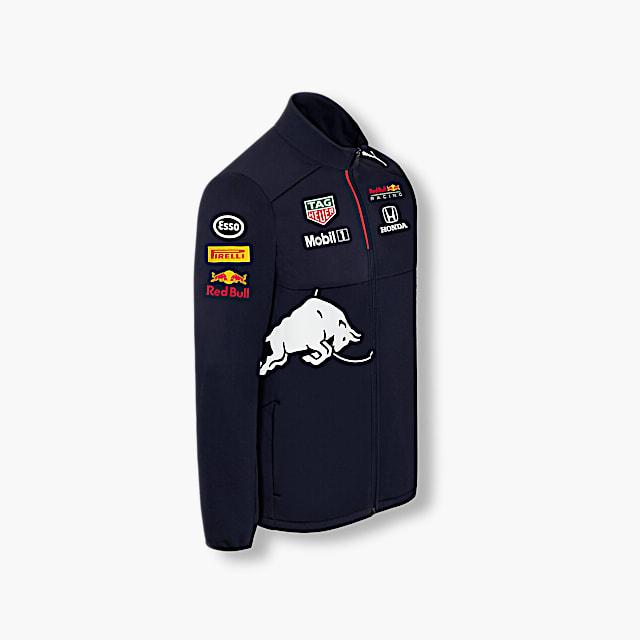 Official Teamline Softshelljacke (RBR21013): Red Bull Racing official-teamline-softshelljacke (image/jpeg)