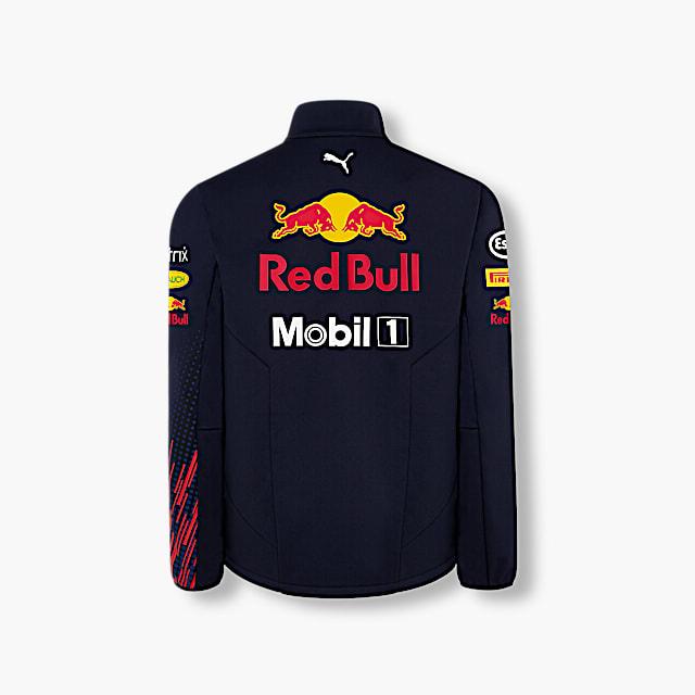 Official Teamline Softshell Jacket (RBR21013): Red Bull Racing official-teamline-softshell-jacket (image/jpeg)