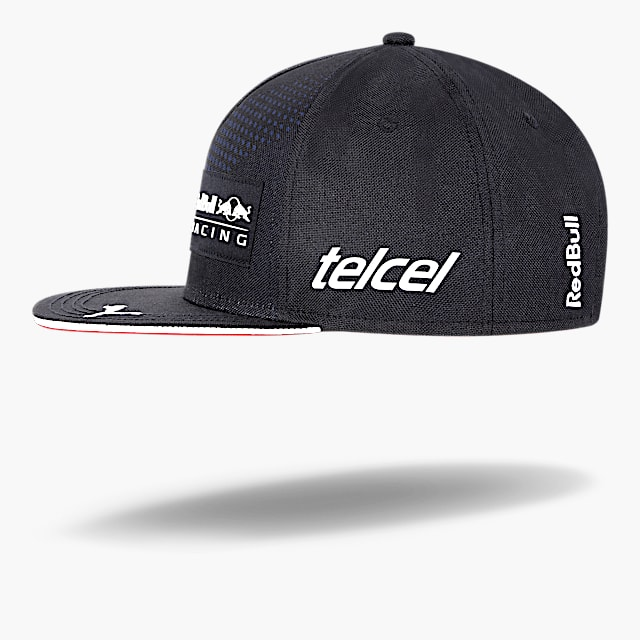 Checo Perez Driver Flat Cap (RBR21040): Red Bull Racing checo-perez-driver-flat-cap (image/jpeg)
