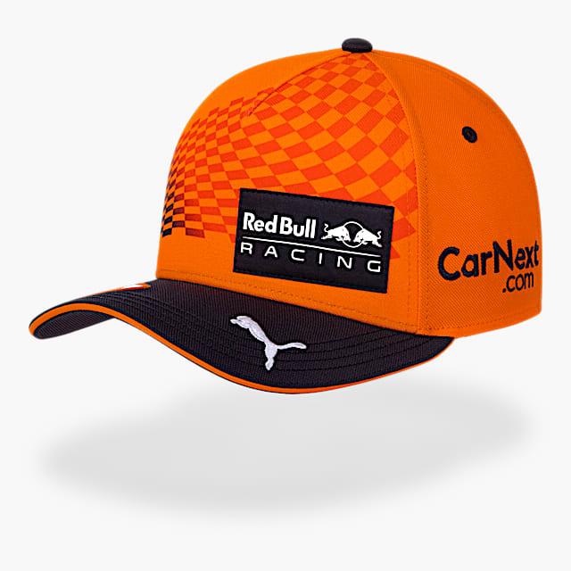Max Verstappen Orange Cap (RBR21043): Red Bull Racing max-verstappen-orange-cap (image/jpeg)