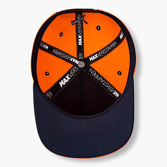Max Verstappen Orange Flat Cap (RBR21044): Red Bull Racing max-verstappen-orange-flat-cap (image/jpeg)