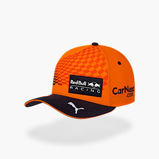 Max Verstappen Orange Cap (RBR21045): Red Bull Racing max-verstappen-orange-cap (image/jpeg)