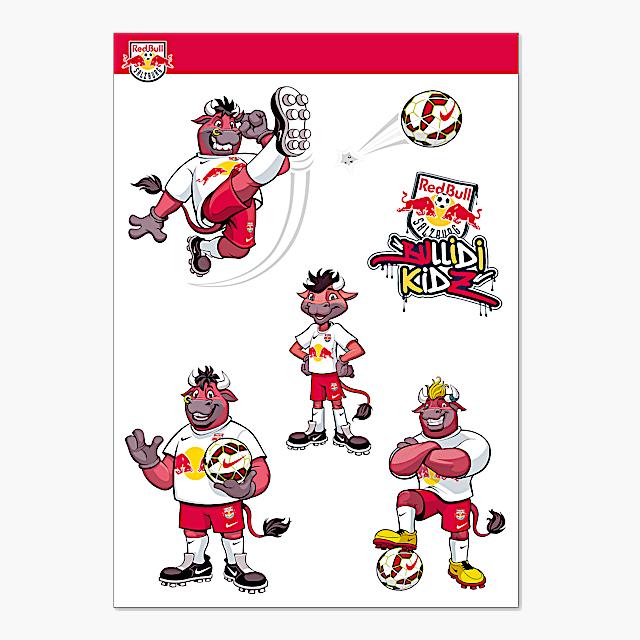 RBS Bullidibumm Sticker Set (RBS19104): FC Red Bull Salzburg rbs-bullidibumm-sticker-set (image/jpeg)