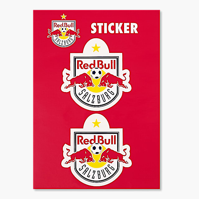 RBS Logo Sticker Star Set (RBS19196): FC Red Bull Salzburg rbs-logo-sticker-star-set (image/jpeg)