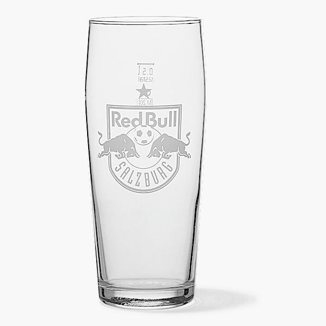 RBS Crest Star Beer Glass 0,5 (RBS20140): FC Red Bull Salzburg rbs-crest-star-beer-glass-0-5 (image/jpeg)