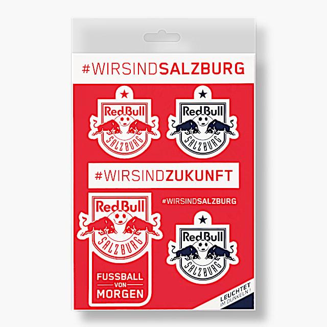 RBS Sticker Set Glow in the Dark (RBS21052): FC Red Bull Salzburg rbs-sticker-set-glow-in-the-dark (image/jpeg)