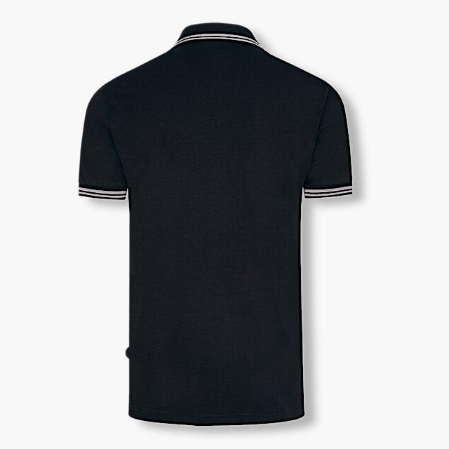 Vinyl Polo Shirt  (REC19004): Red Bull Records vinyl-polo-shirt (image/jpeg)