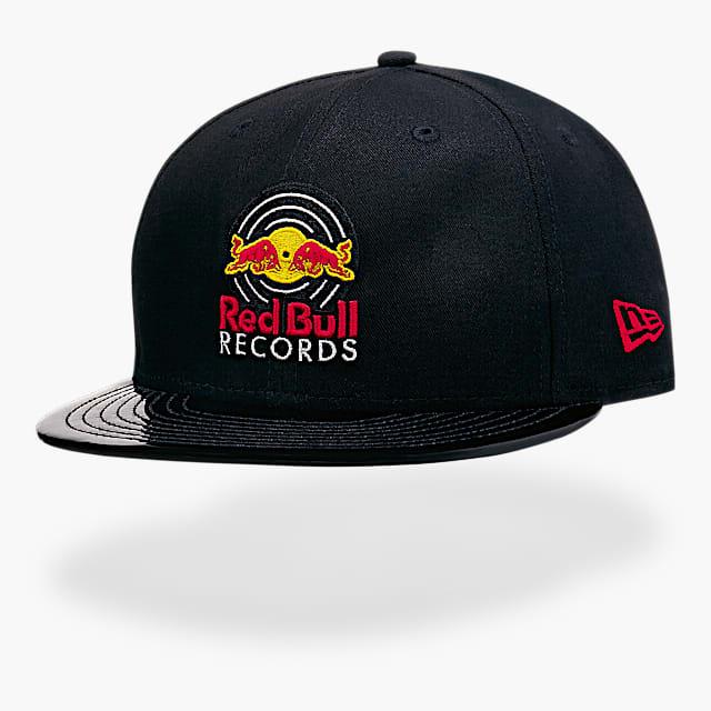 New Era 9Fifty Vinyl Snapback Flatcap (REC19010): Red Bull Records new-era-9fifty-vinyl-snapback-flatcap (image/jpeg)