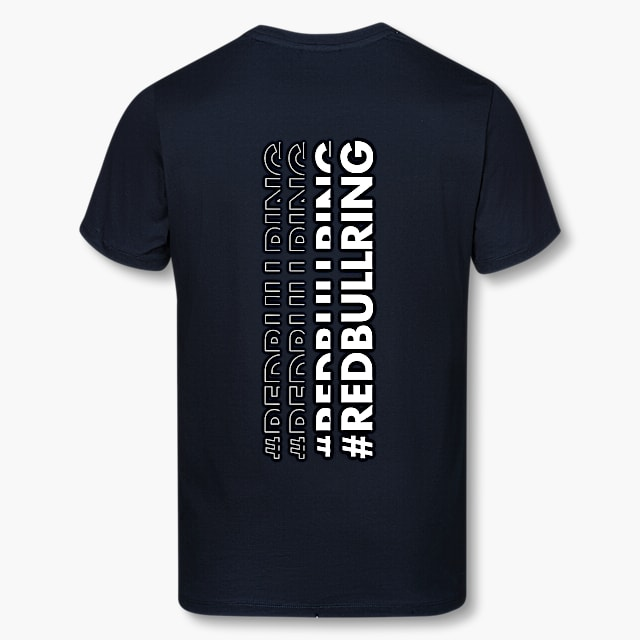 Fade T-Shirt (RRI20003): Red Bull Ring - Project Spielberg fade-t-shirt (image/jpeg)