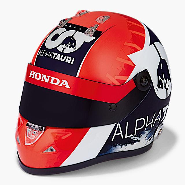 Daniil Kvyat 2020 1:2 Mini Helmet  (SAT20008): Scuderia AlphaTauri daniil-kvyat-2020-1-2-mini-helmet (image/jpeg)
