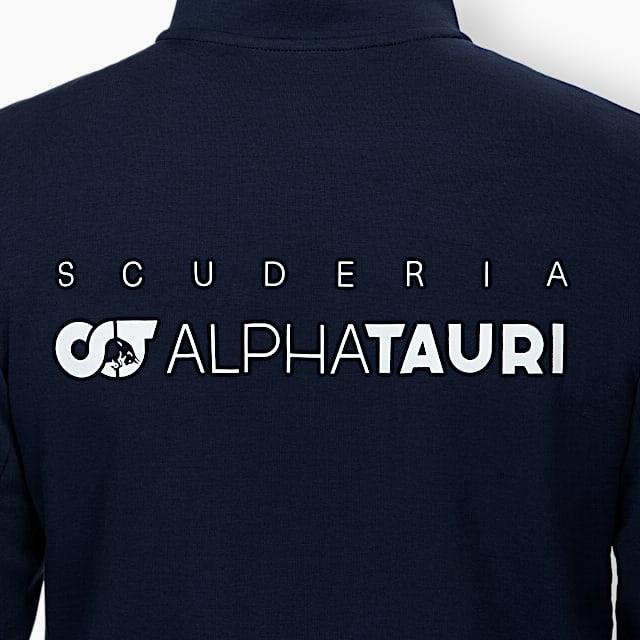 Official Teamline Sweatjacket (SAT21029): Scuderia AlphaTauri official-teamline-sweatjacket (image/jpeg)