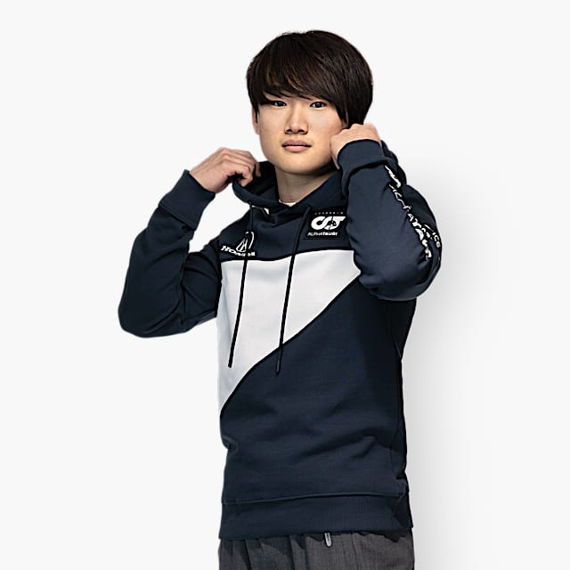Official Teamline Hoodie (SAT21030): Scuderia AlphaTauri official-teamline-hoodie (image/jpeg)