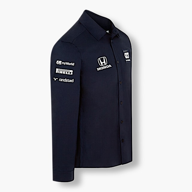Official Teamline Shirt (SAT21051): Scuderia AlphaTauri official-teamline-shirt (image/jpeg)