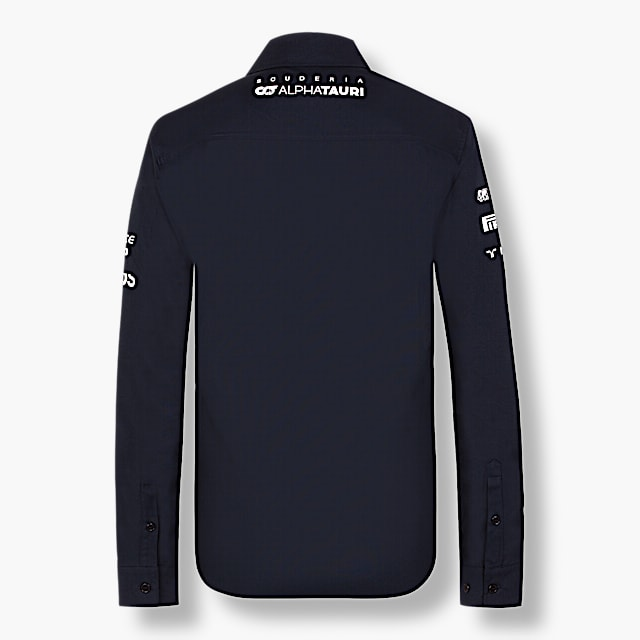 Official Teamline Shirt (SAT21051): Scuderia AlphaTauri official-teamline-shirt (image/jpeg)