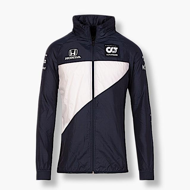 Official Teamline Lightweight Jacket (SAT21103): Scuderia AlphaTauri official-teamline-lightweight-jacket (image/jpeg)